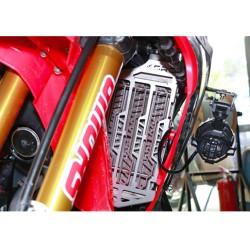 Protector radiador Honda...