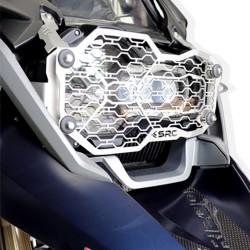 Head light guard BMW R1200 GS